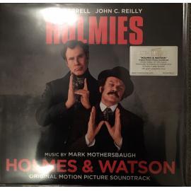 Holmes & Watson (Original Motion Picture Soundtrack) - Mark Mothersbaugh