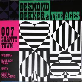 007 Shanty Town - Desmond Dekker & The Aces