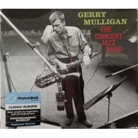 The Concert Jazz Band - Gerry Mulligan
