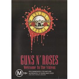 Welcome To The Videos - Guns N' Roses