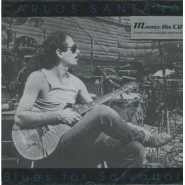 Blues For Salvador - Carlos Santana