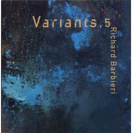 Variants.5 - Richard Barbieri