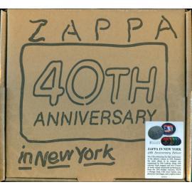 Zappa In New York (40th Anniversary Deluxe Edition) - Frank Zappa