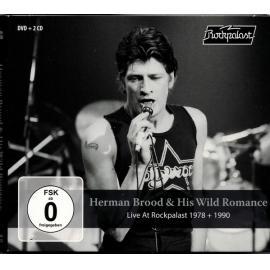 Live At Rockpalast 1978 + 1990 - Herman Brood & His Wild Romance