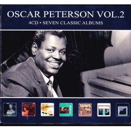 Oscar Peterson Vol. 2 • Seven Classic Albums - Oscar Peterson