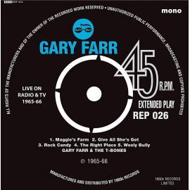 7-LIVE ON TV - FARR, GARY