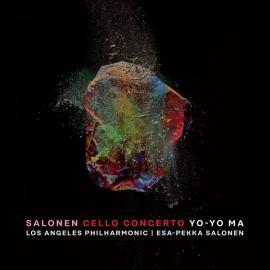 Salonen: Cello Concerto - Esa-Pekka Salonen