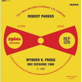 BBC Sessions 1966 - Robert Parker