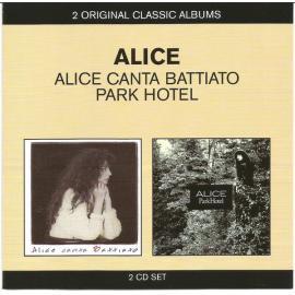 Alice Canta Battiato / Park Hotel - Alice Cooper