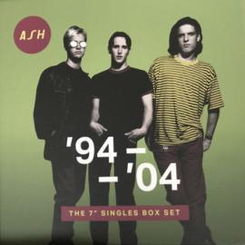 "'94 - '04: The 7"" Singles Box Set - Ash"