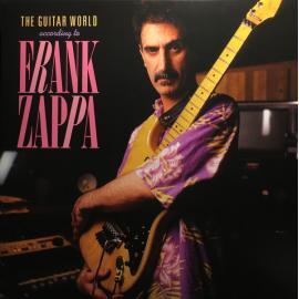 The Guitar World According To Frank Zappa - Frank Zappa