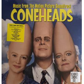 Coneheads (Music From The Motion Picture Soundtrack) - Various