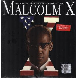 Malcolm X (Music From The Motion Picture Soundtrack) - Various
