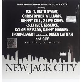 New Jack City (Music From The Motion Picture) - Various
