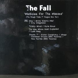 """Medicine For The Masses (The Rough Trade 7"""" Singles Box Set) - The Fall"""