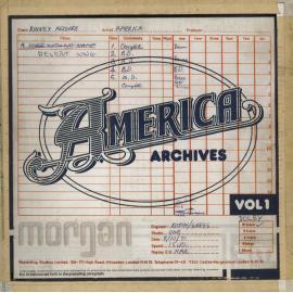 Archives (Vol1) - America