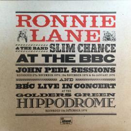 At the BBC - Ronnie Lane & Slim Chance
