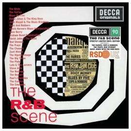 The R&B Scene - Various