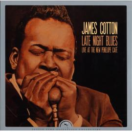 Late Night Blues (Live at The New Penelope Café) - James Cotton