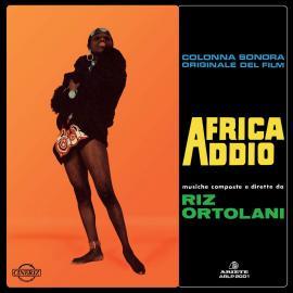 AFRICA ADDIO -RSD- - ORTOLANI, RIZ