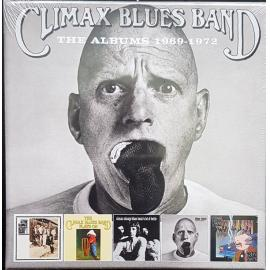 The Albums 1969-1972 - Climax Blues Band