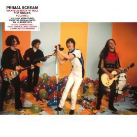 Maximum Rock 'N'Roll - The Singles Volume 2 - Primal Scream