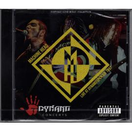 Live At Dynamo Open Air 1997 - Machine Head