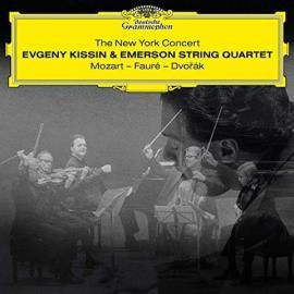 The New York Concert. Mozart - Faure - Dvorak - Yevgeny Kissin