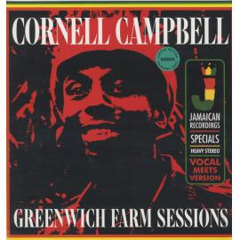 Greenwich Farm Sessions - Cornell Campbell