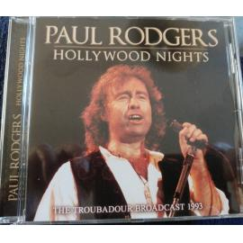 Hollywood Nights - Paul Rodgers