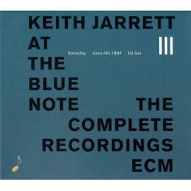 Keith Jarrett At The Blue Note - Saturday, June 4th 1994 1st Set - Keith Jarrett