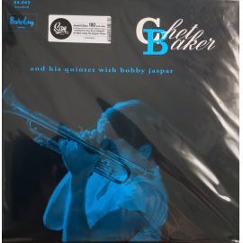 Chet Baker And His Quintet With Bobby Jaspar - The Chet Baker Quintet