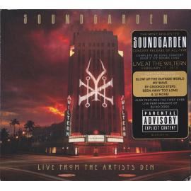 Live From The Artists Den - Soundgarden