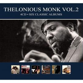 Six Classic Albums - Vol. 2 - Thelonious Monk