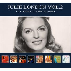 Julie London Vol.2 - Eight Classic Albums - Julie London