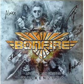 Live On Holy Ground - Wacken 2018 - Bonfire