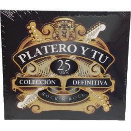 25 Años Rock & Roll Colección Definitiva - Platero Y Tu