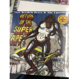 Return Of The Super Ape - Lee Perry & The Upsetters