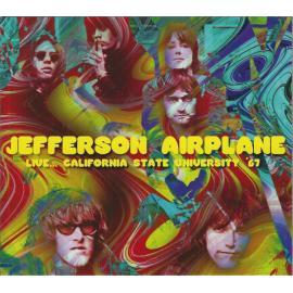 Live... California State University '67 - Jefferson Airplane