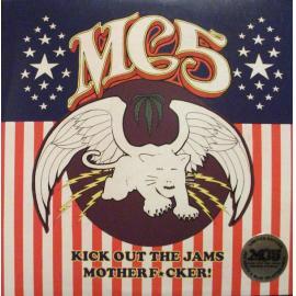 Kick Out The Jams Motherfucker! - MC5