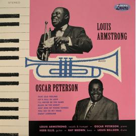 Luis Armstrong Meets Oscar Peterson - Louis Armstrong