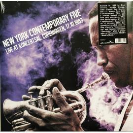 Live At Koncertsal, Copenhagen, 17.10.1963 - The New York Contemporary Five