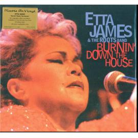Burnin' Down The House - Etta James