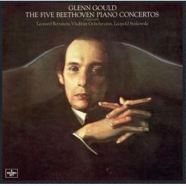 The Five Beethoven Piano Concertos - Glenn Gould