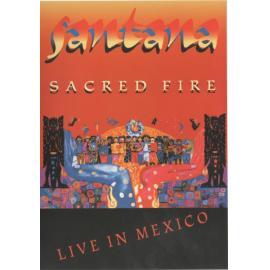 Sacred Fire, Live In Mexico - Santana