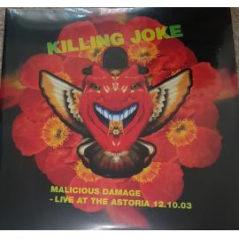 Malicious Damage - Live At The Astoria 12.10.03 - Killing Joke