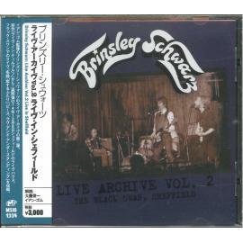 Live Archive: Vol. 2 Live In Sheffield - Brinsley Schwarz