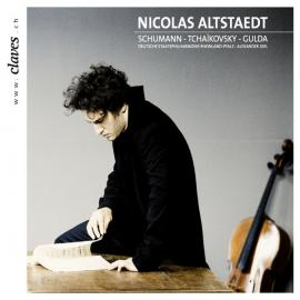 Nicolas Altstaedt - Schumann - Tchaïkovsky - Gulda - Nicolas Altstaedt
