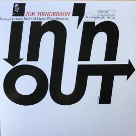 In 'N Out - Joe Henderson