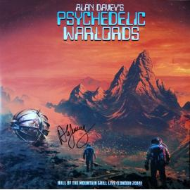 Hall Of The Mountain Grill Live (London 2014) - The Psychedelic Warlords